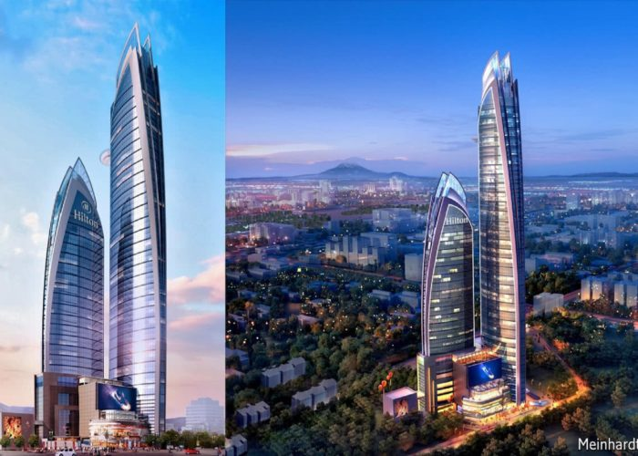 Africa's Tallest Building: Business Plan or Business Plight?